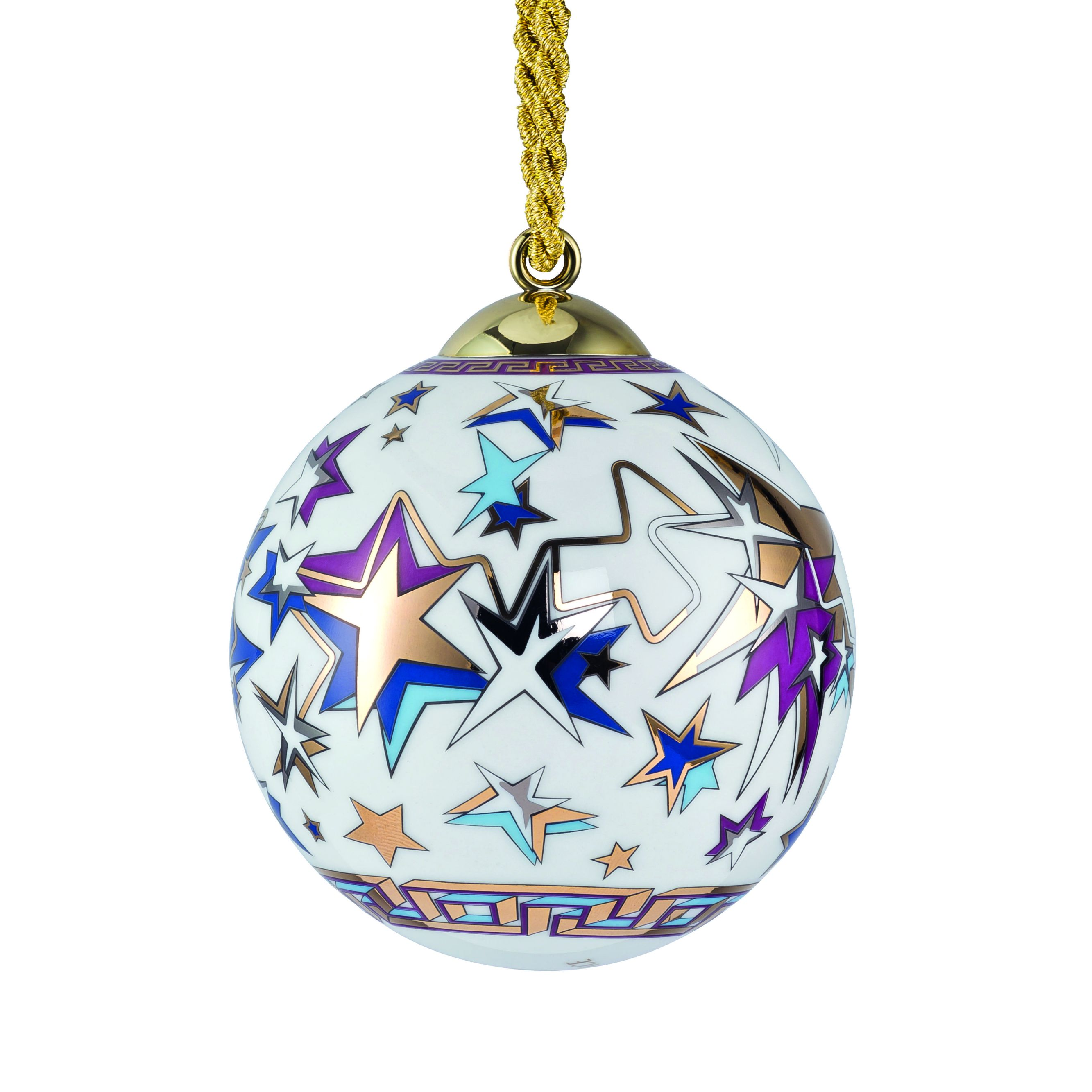 Versace Ball Ornament