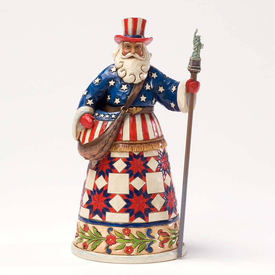 SANTAS OF THE WORLD - AMERICA
