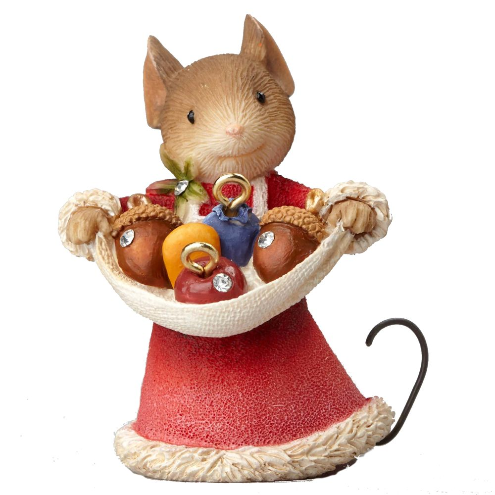 MOUSE WITH ACORNS