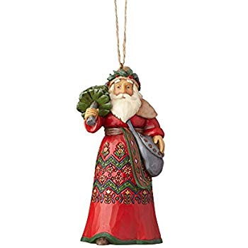 SWEDISH  SANTA ORNAMENT