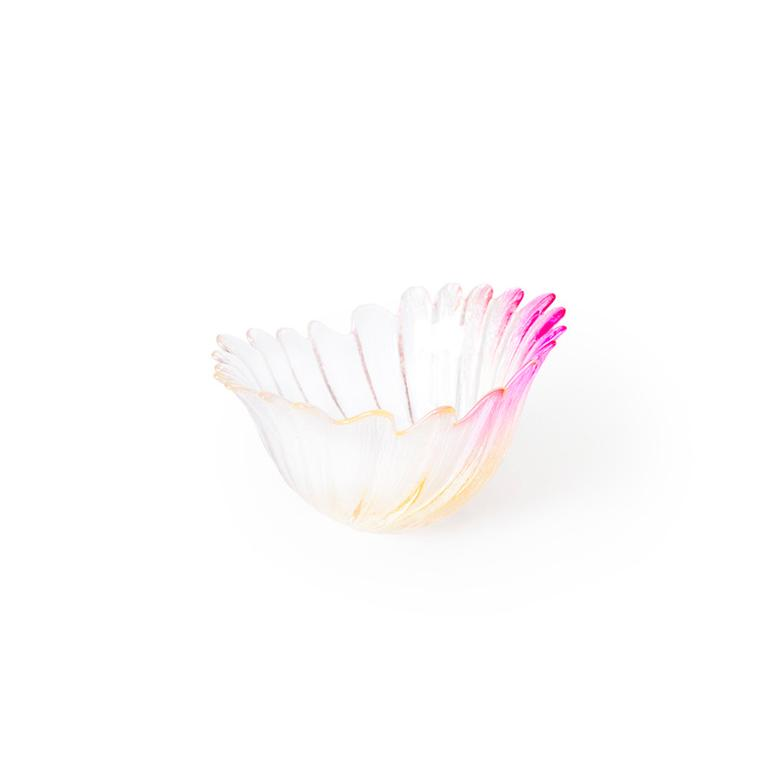 SHELL BOWL PINK