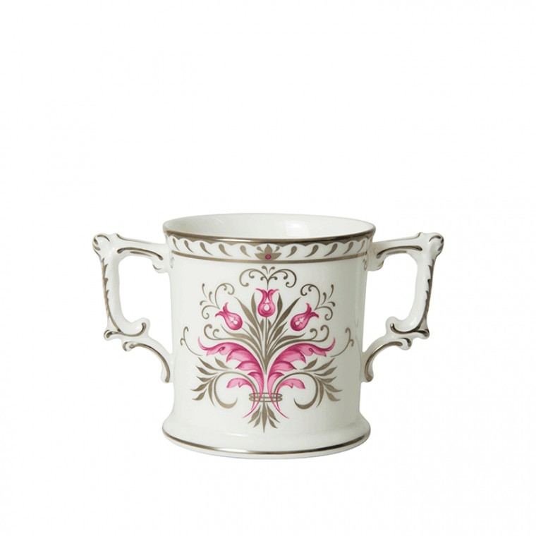 PLATINUM WEDDING LOVING CUP