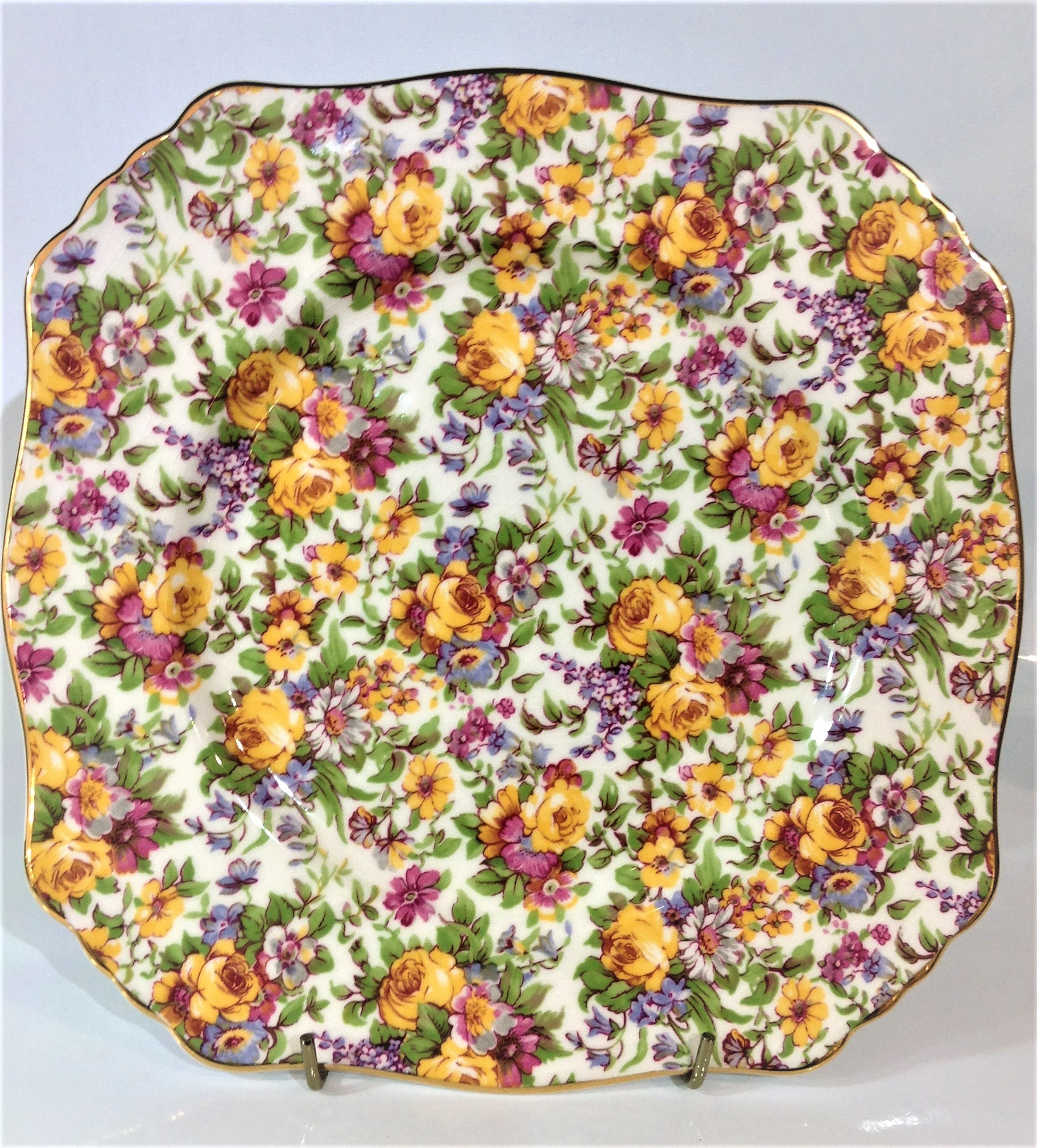 Bedale  Entree Plate