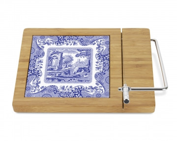 Spode Blue Italian Cheese Board