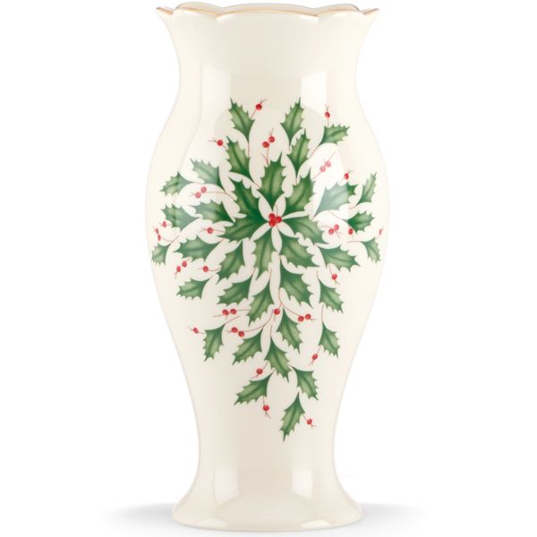 Holiday Large Vase