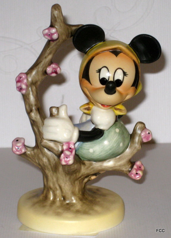 Minnie Apple Tree Girl