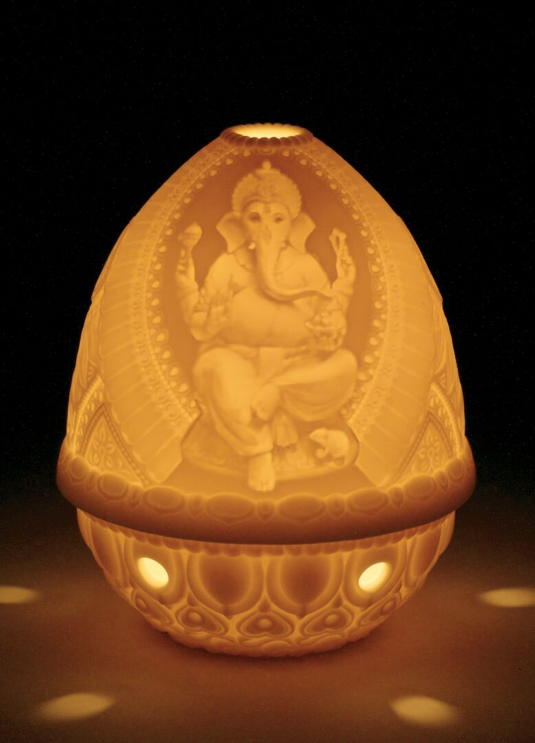 LITHOPHANE - LORD GANESHA