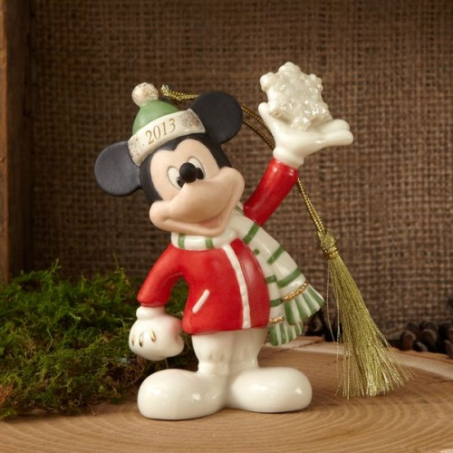 2013 Mickey's Snowflake Ornament