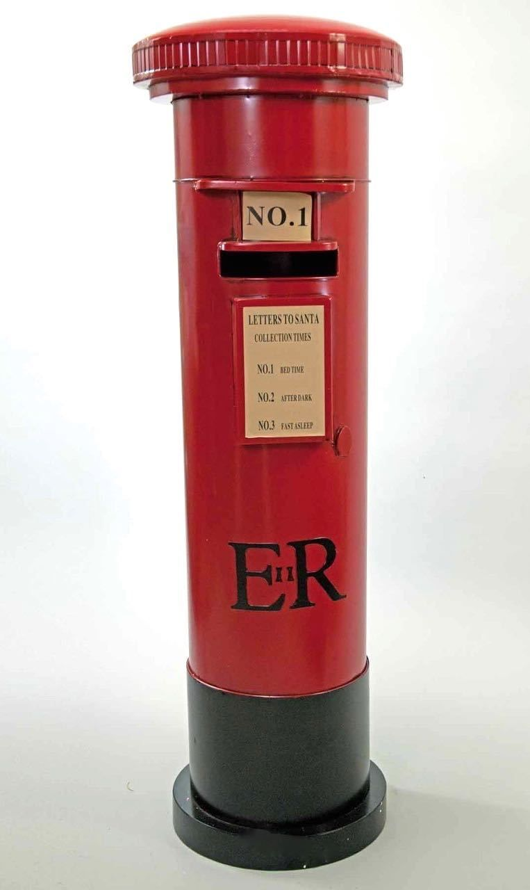 SPECIAL DELIVERY POST BOX