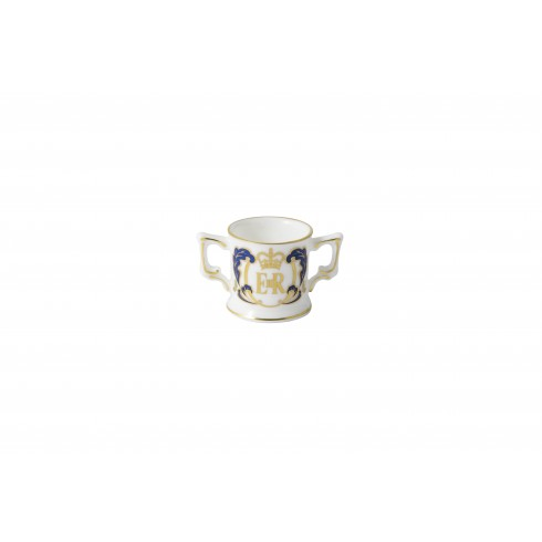 Queen Elizabeth 90th Birthday Min Loving Cup