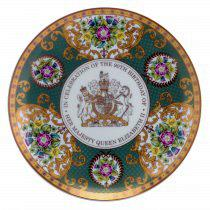 QUEEN ELIZABETH II 90TH BIRTHDAY PLATE