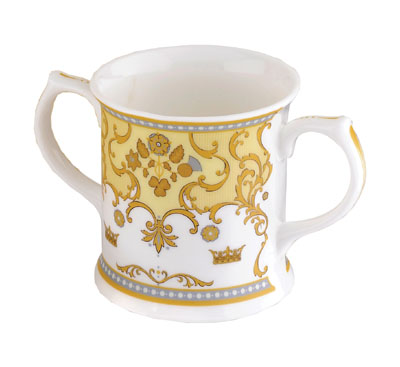 Royal Worcester Loving Cup