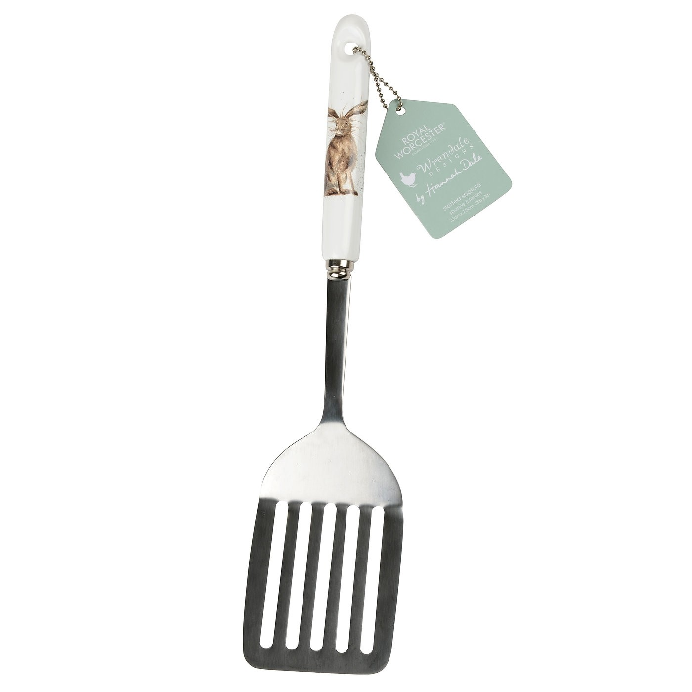 WRENDALE SPATULA SLOTTED - HARE