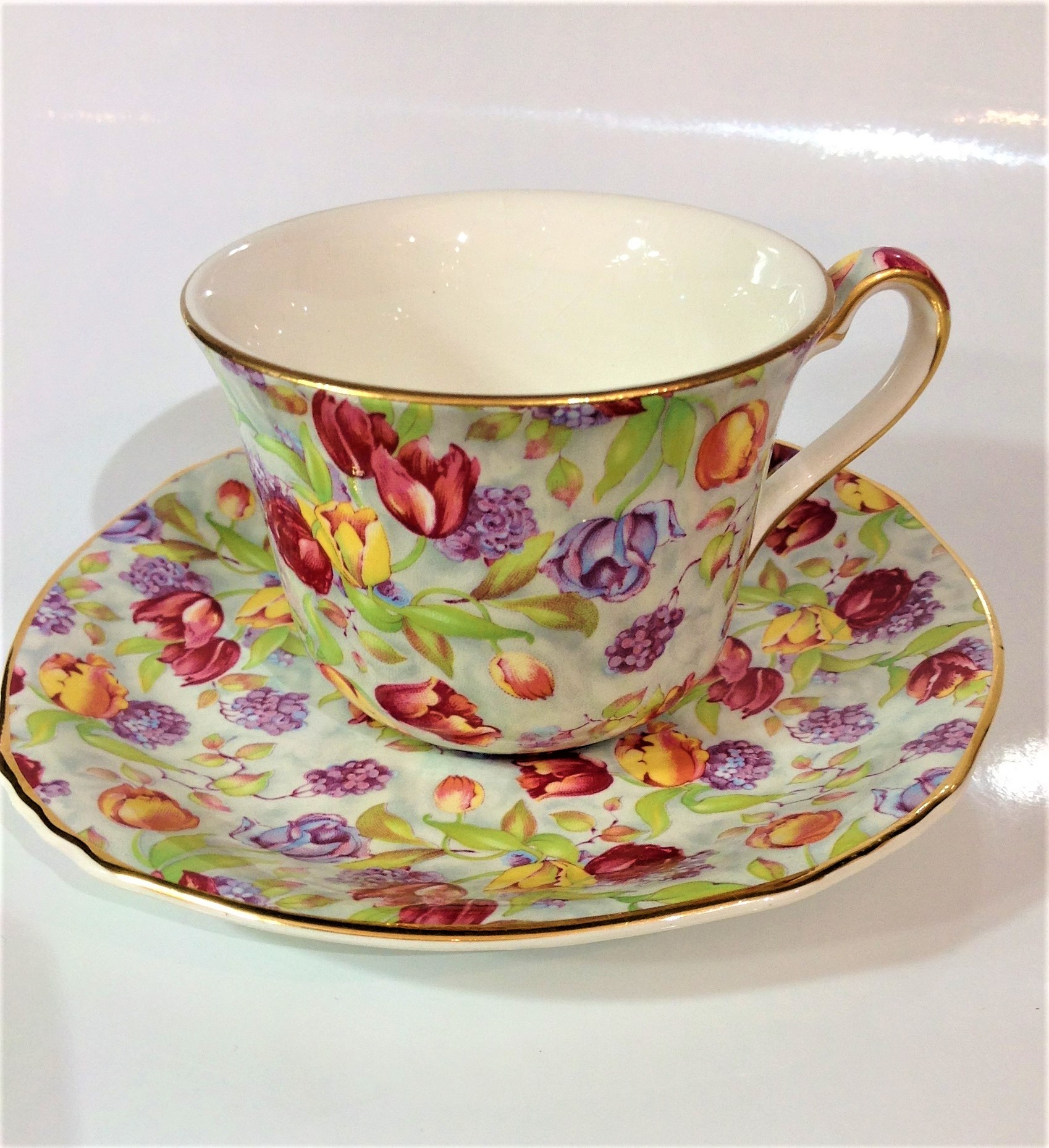 Stratford Cup and Saucer