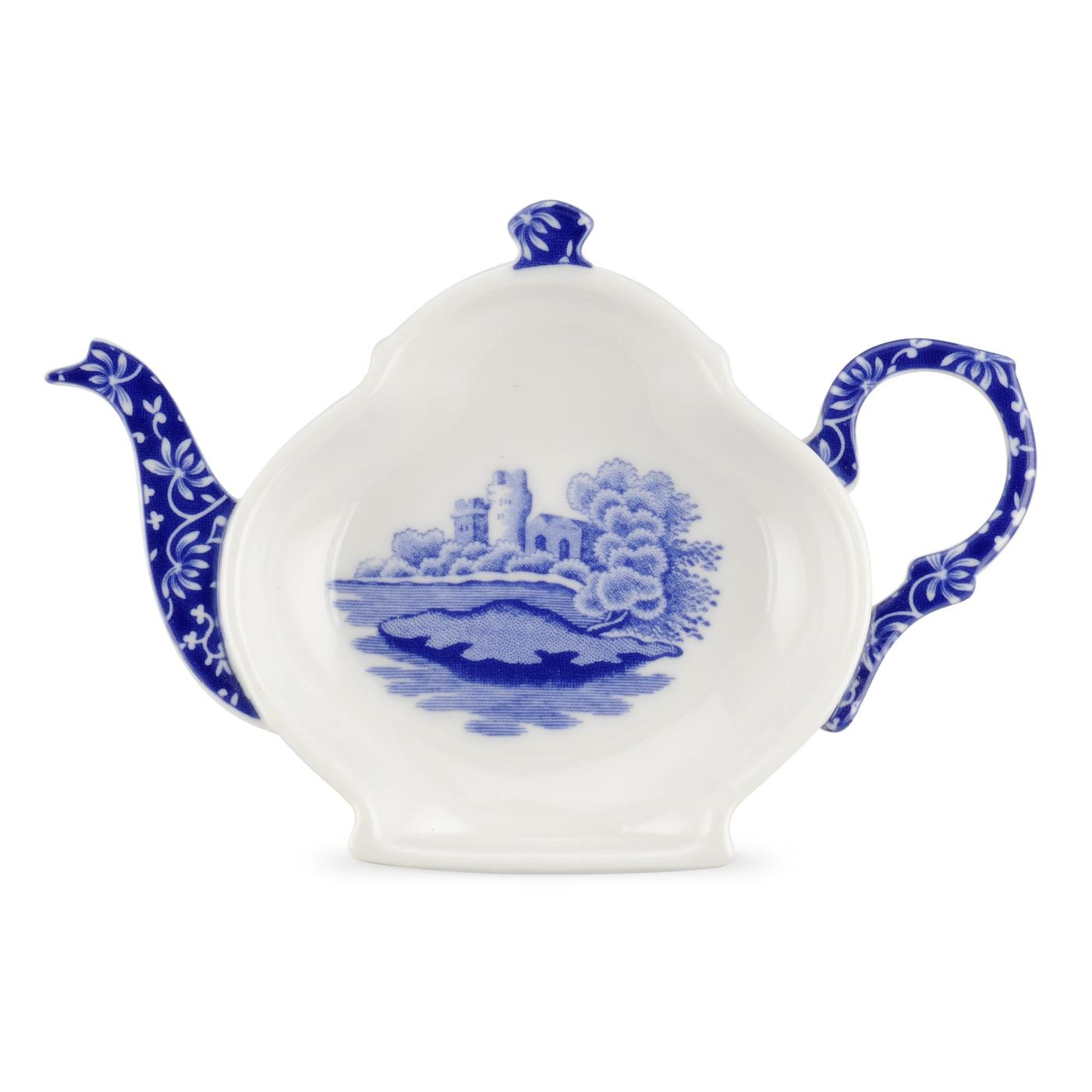 Spode Teabag Holder