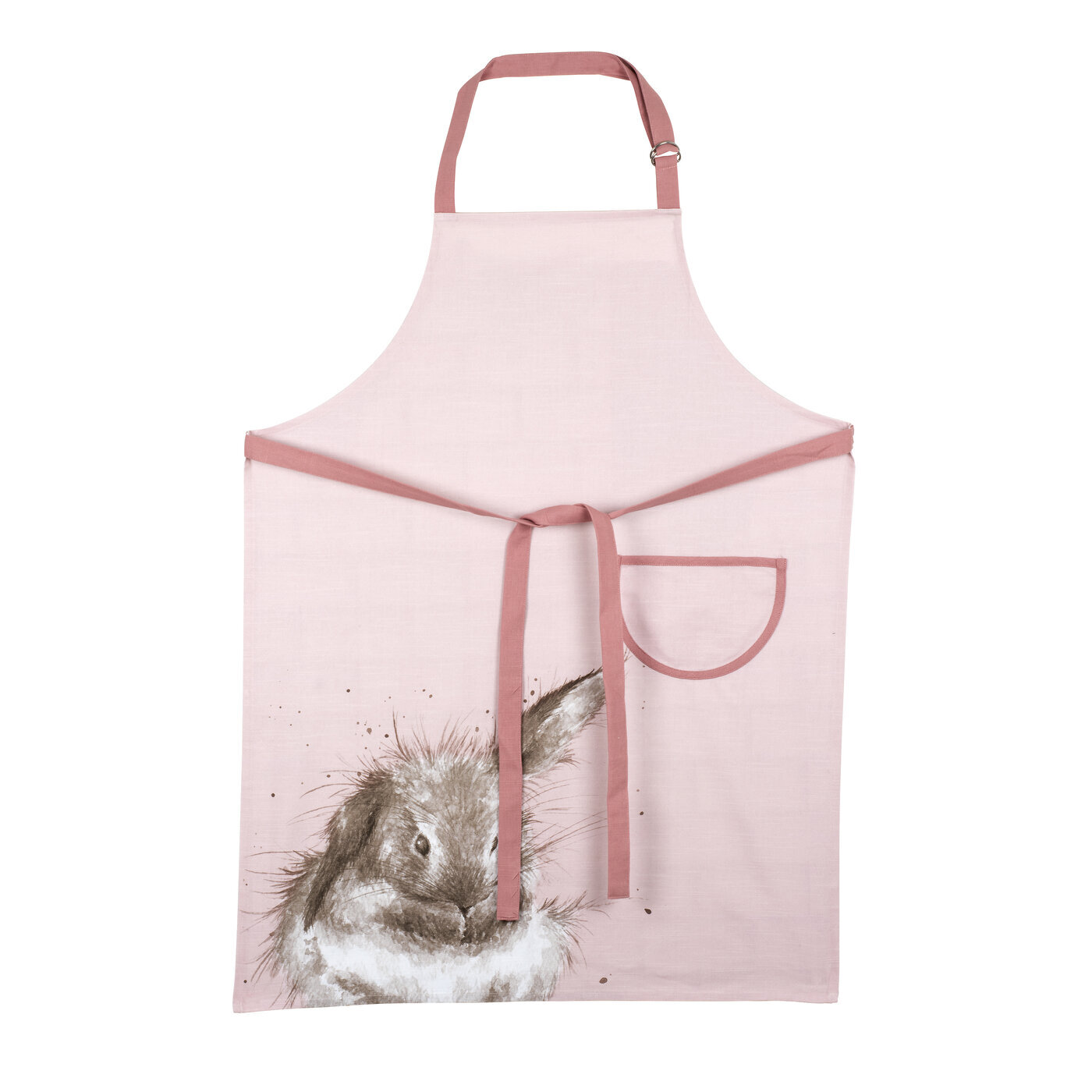 COTTON APRON - RABBIT