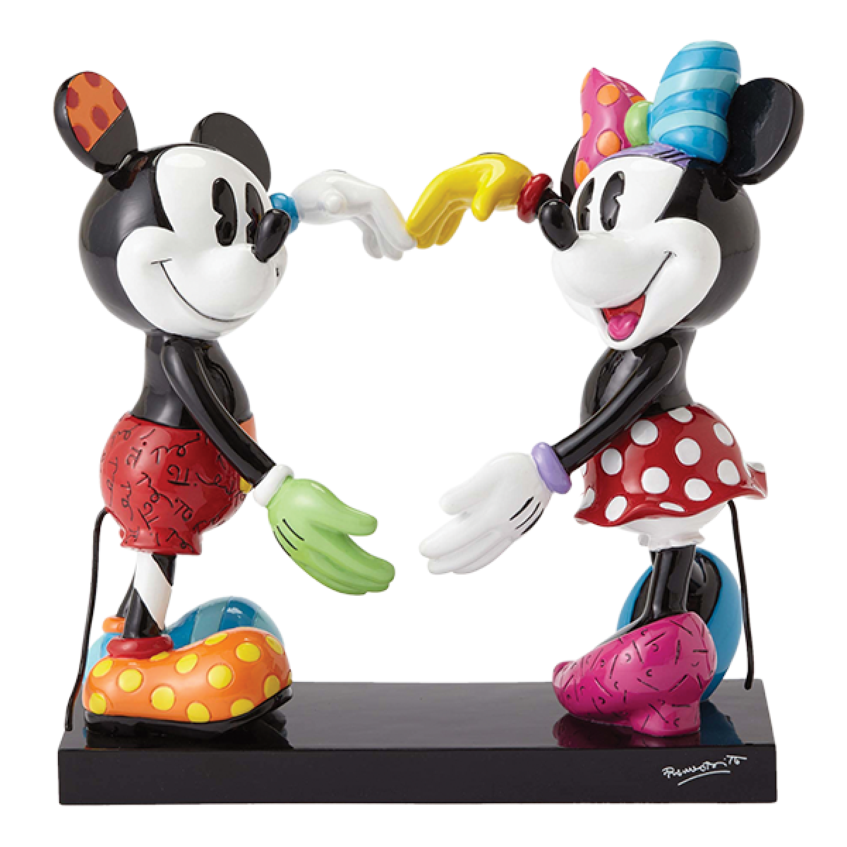 MICKEY AD MINNIE
