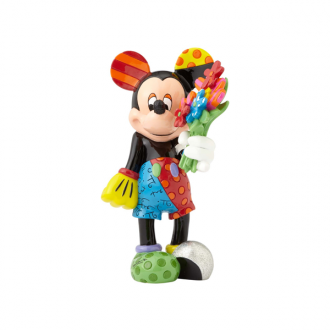 MICKEY WITH FLOWERS
