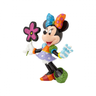 MINNIE WITH FLOWERS