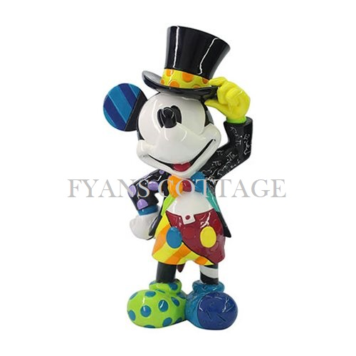 MICKEY WITH TOP HAT