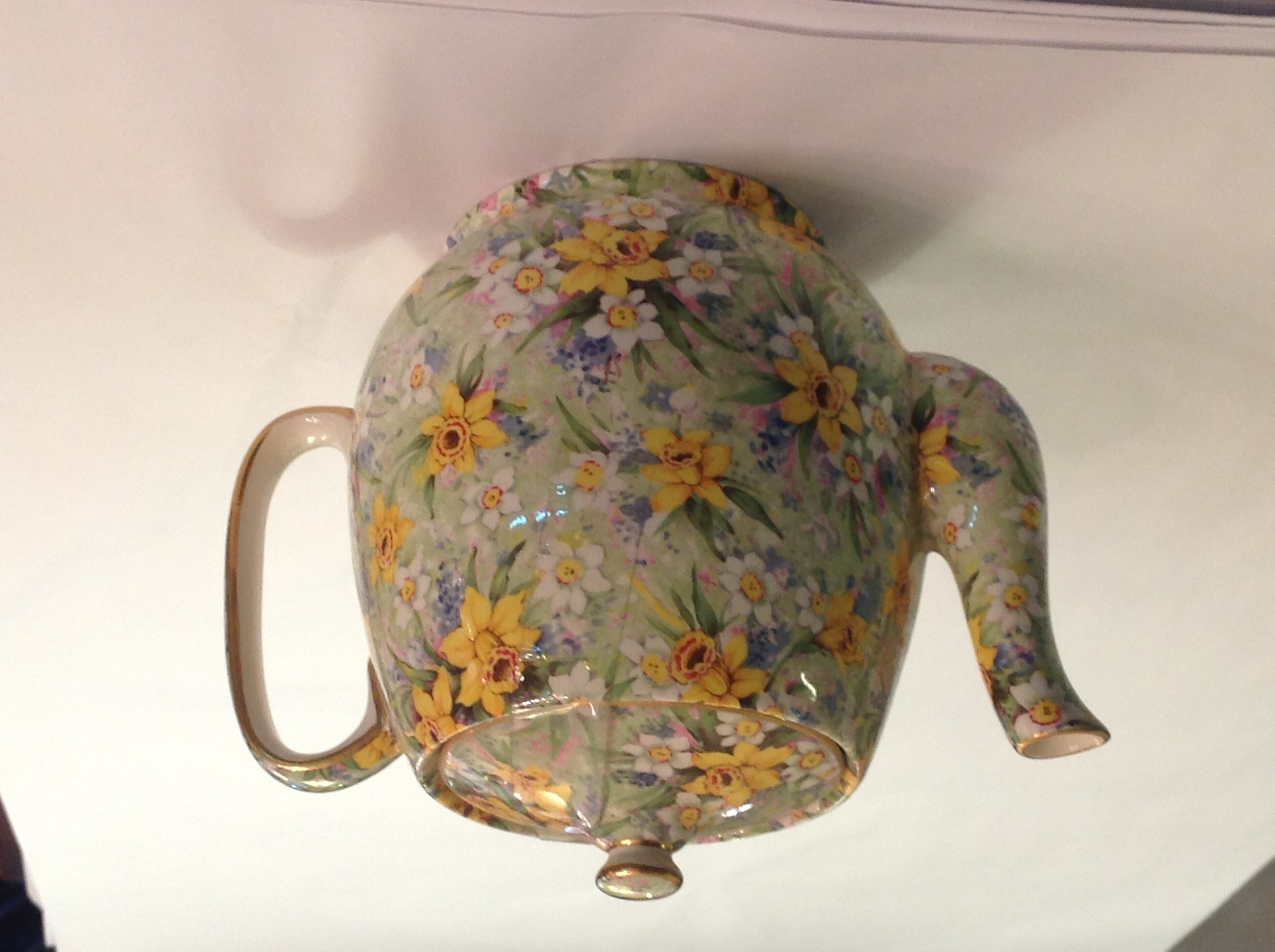 Richmond. 4. Cup Teapot