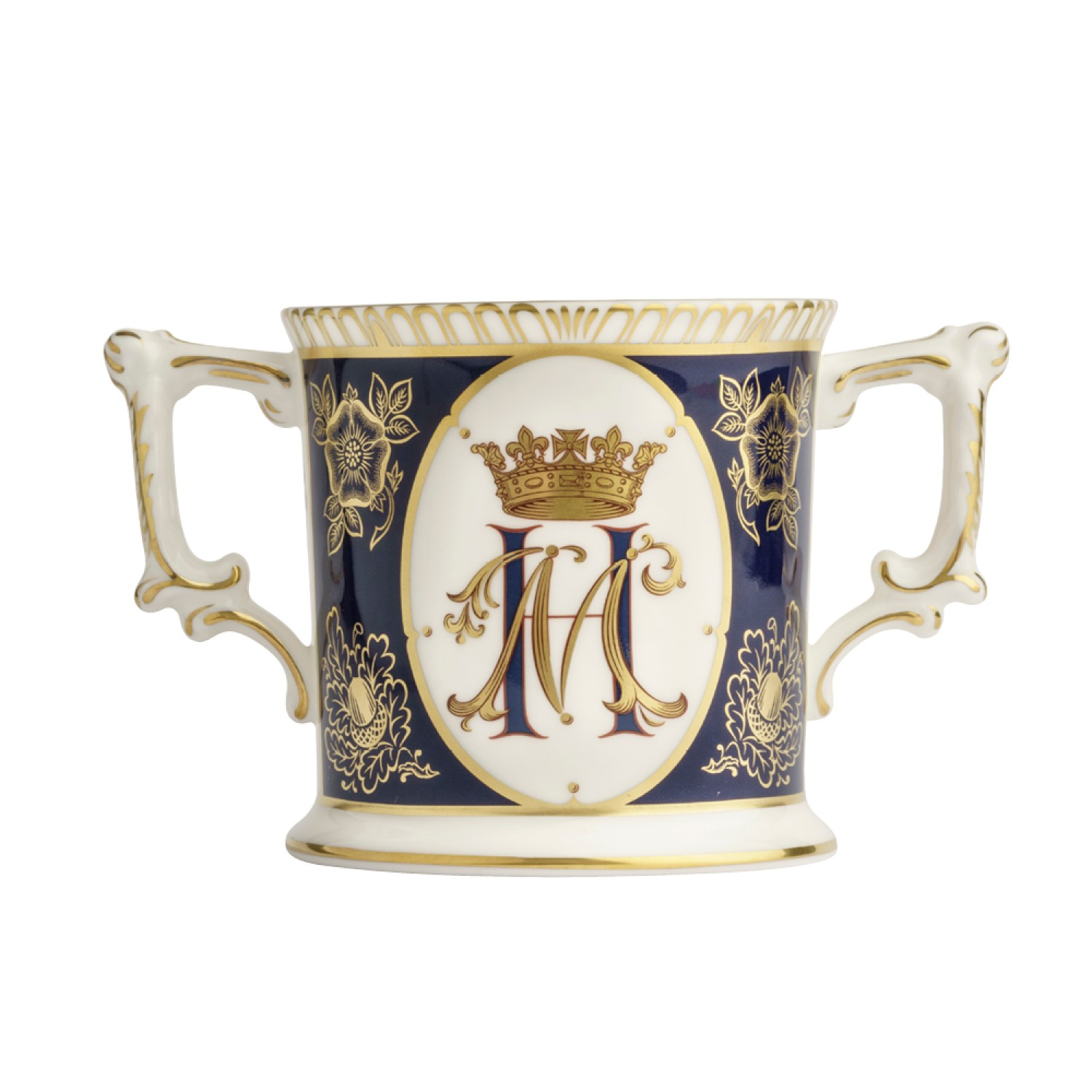 ROYAL WEDDING LOVING CUP