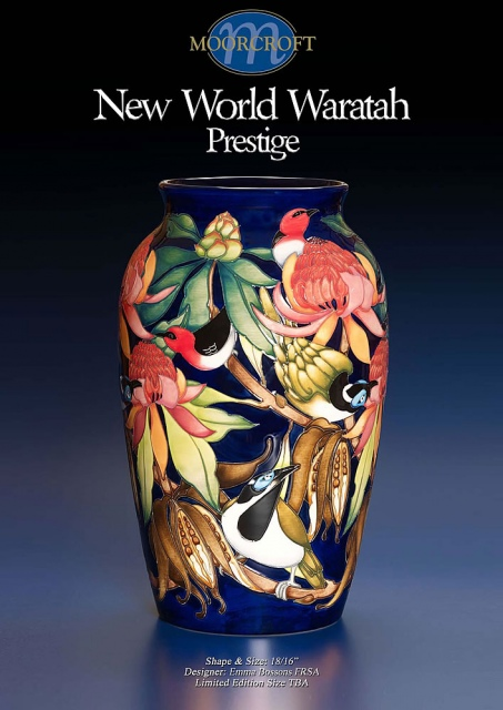 New World Waratah