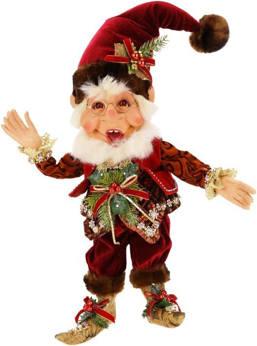 SNOW PINE ELF  -  MEDIUM