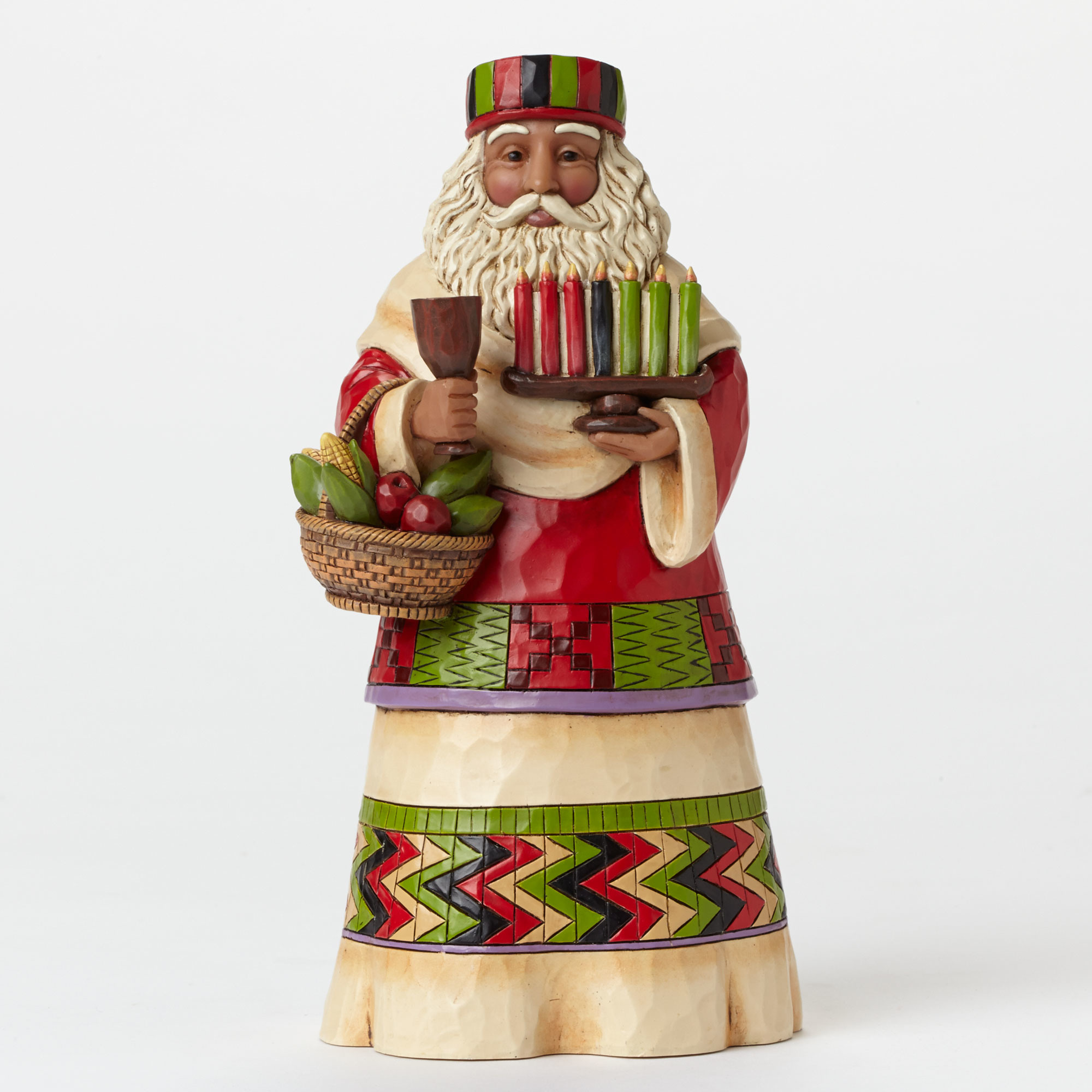 SANTAS OF THE WORLD - AFRICA