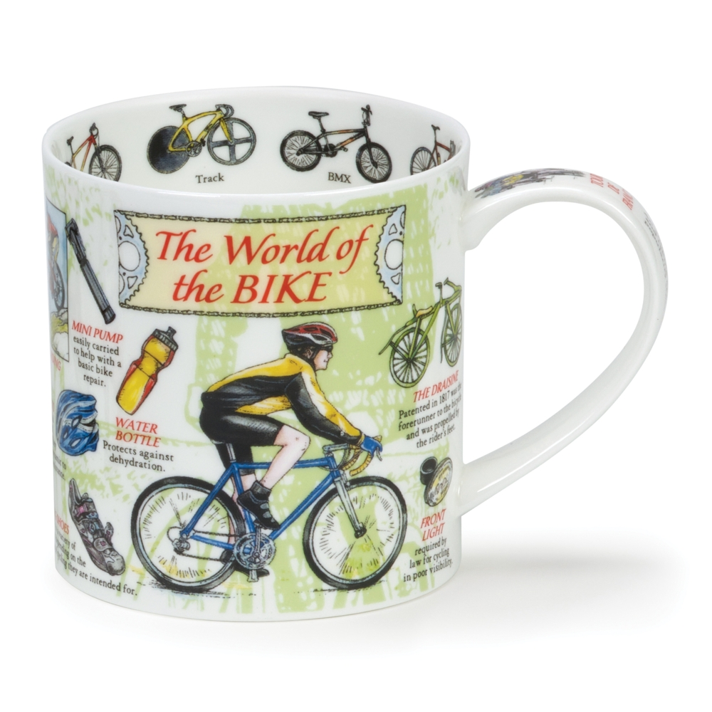MUG - WORLD OF THE BIKE