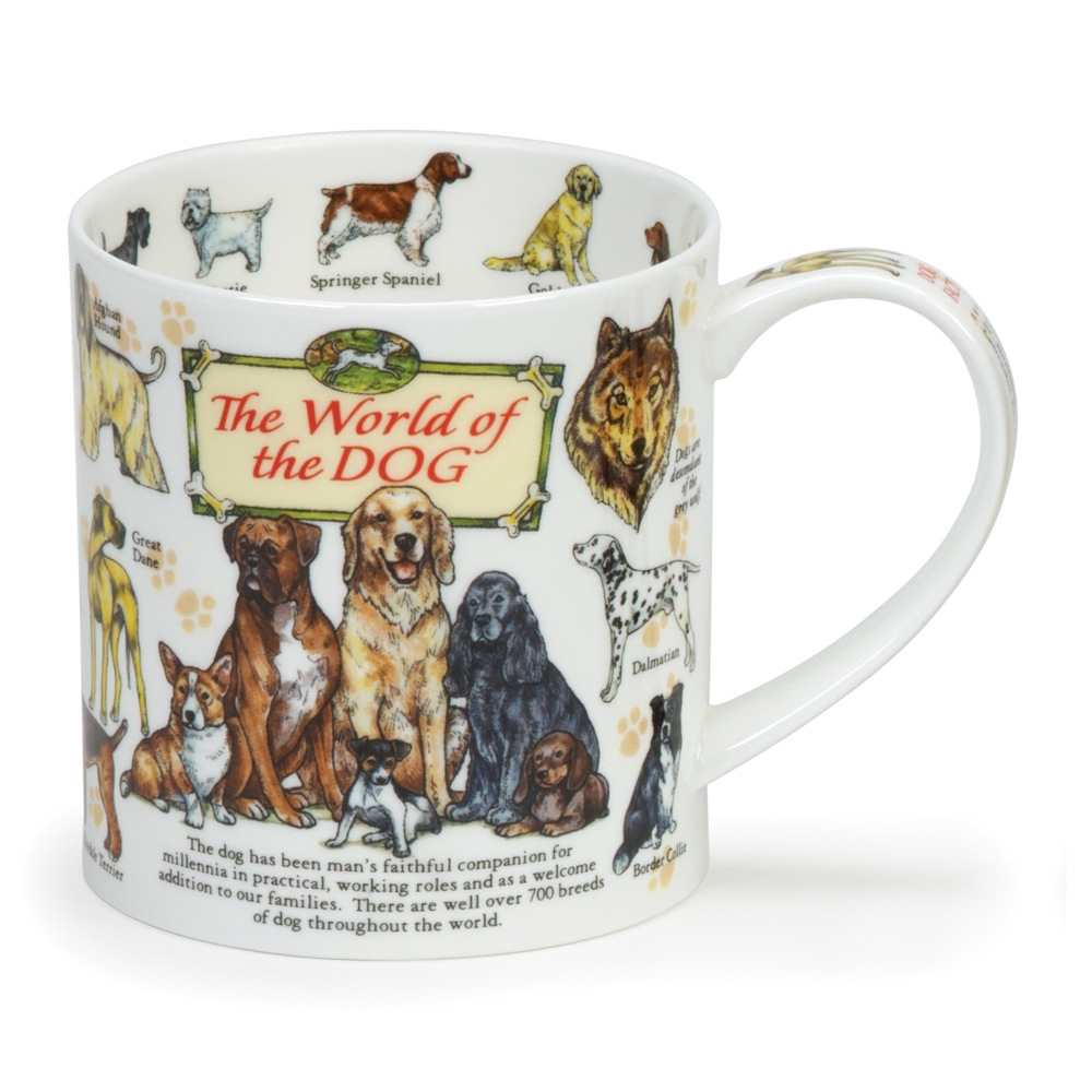 MUG  - WORLD OF THE DOG