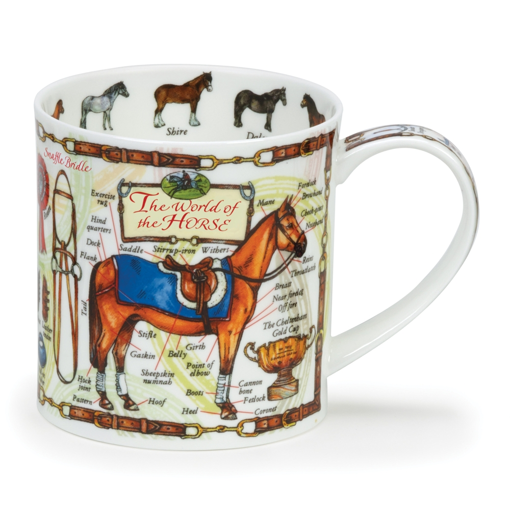 MUG  - WORLD OF THE HORSE