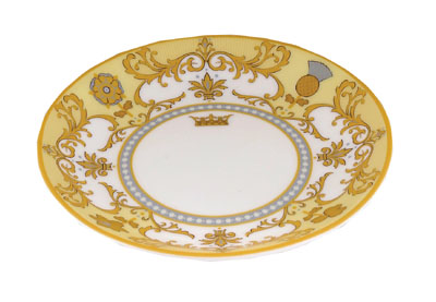 Royal Worcester Round Tray