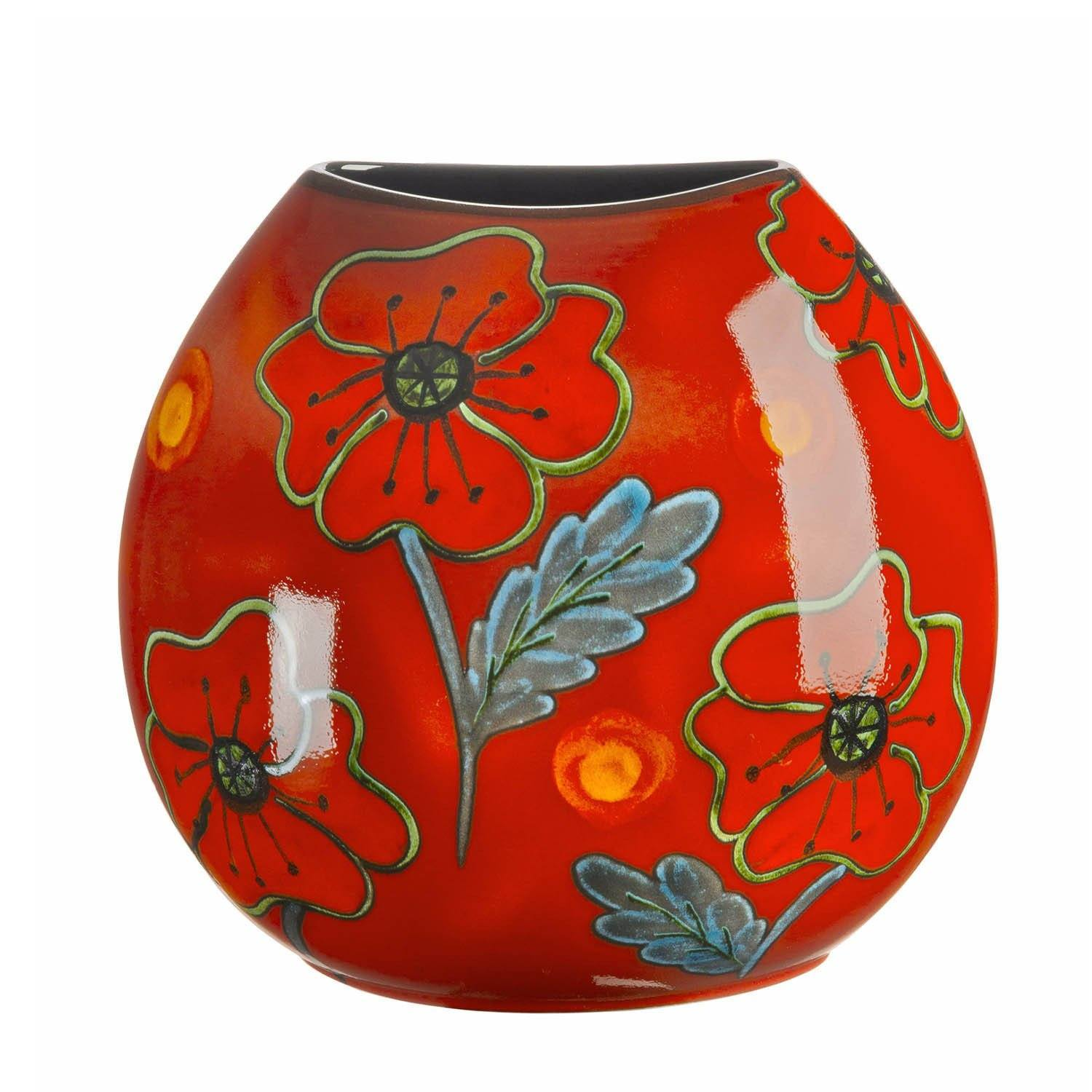 POPPYFIELD PURSE VASE LARGE